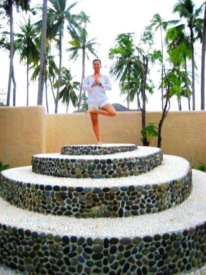 Barefooot Luxe by Chami J., www.barefootluxe.net, yoga retreats Asia, Chami Jotisalikorn yoga, barefoot luxury