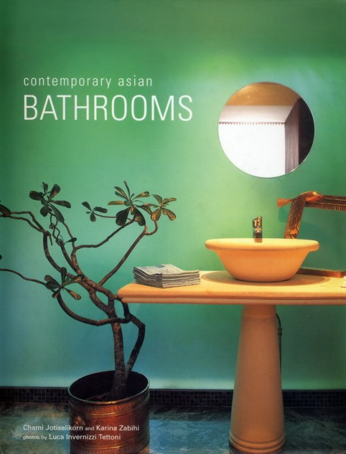 Contemporary Asian Bathrooms med.low res