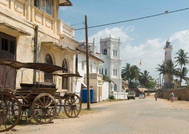 Galle Fort Sri Lanka