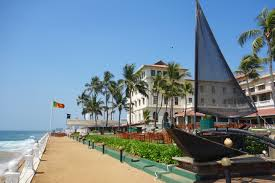 Galle Face hotel Sri Lanka