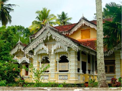 colonial house Sri Lanka, www.barefootluxe.wordpress.com