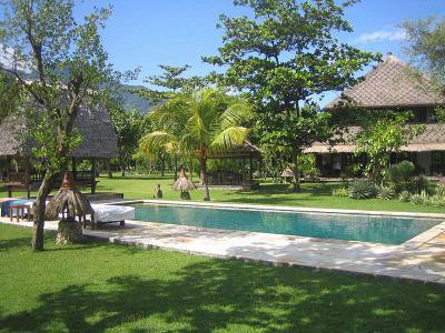 Puri Ganhesha villas Bali