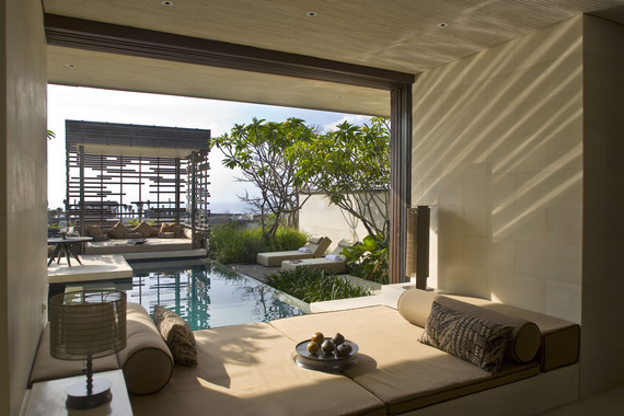 Alila villas Uluwatu Bali cool design hotels luxury Asia, www.barefootluxe.wordpress.com