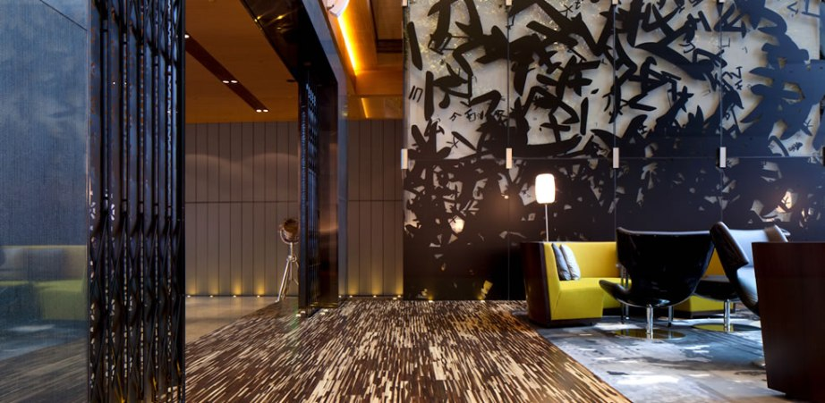 cool design hotels Hong Kong Asia www.barefootluxe.wordpress.com