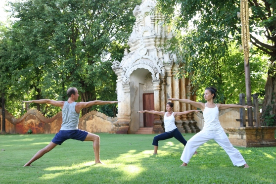 Yoga retreat Asia Thailand, www.barefootluxe.wordpress.com
