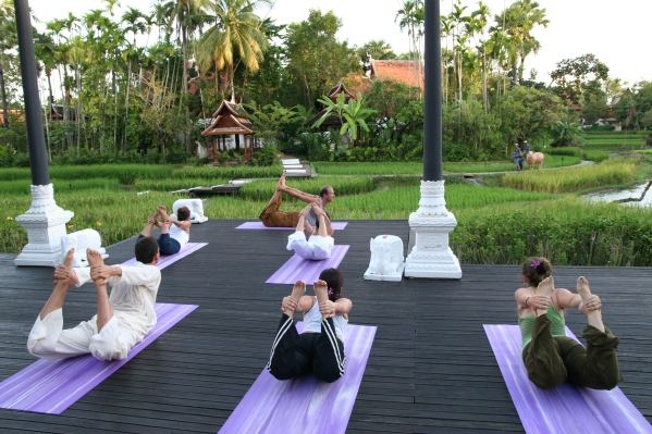 Asia Thiailand luxury Yoga Retreat, www.barefootluxe.wordpress.com