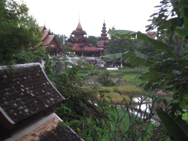 Dhara Dhevi hotel Chiang Mai Thailand luxury