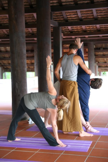 Asia Thailand Yoga Retreat, www.barefootluxe.wordpress.com