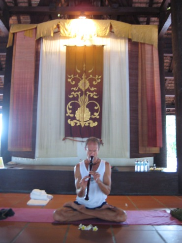 yoga retreat Asia Thailand Barefoot Luxe luxury travel wellness blog
