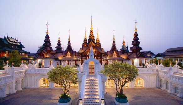 Dhara Dhevi hotel Chiang Mai Thailand luxury, www.barefootluxe.wordpress.com
