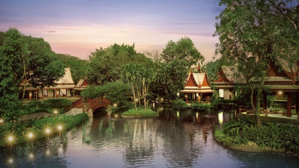 Chiva Som Health Resort Thailand, best luxury spa Asia, www.barefootluxe.wordpress.com