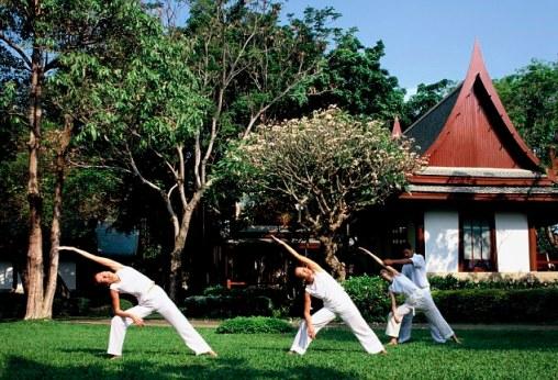 Chiva Som health resort best luxury spa Thailand Asia detox, de-stress, www.barefootluxe.net, Barefoot Luxe by Chami Jotisalikrn about & contact, best barefoot luxury