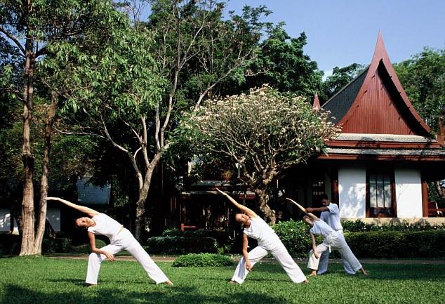 Chiva-Som Thailand, best luxury spa Asia, www.barefootluxe.wordpress.com