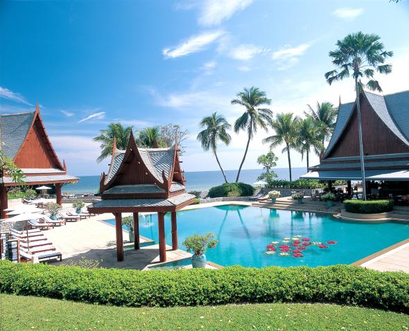 Chiva Som Health Resort Thailand luxury spa wellness Asia, www.barefootluxe.wordpress.com