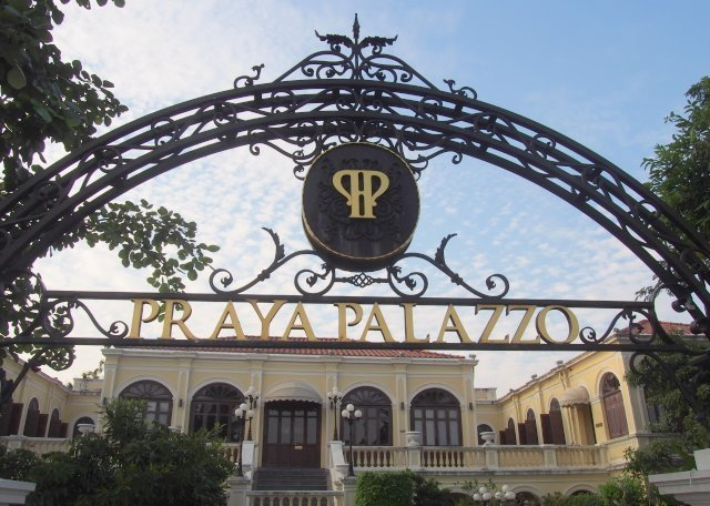 praya palazzo bangkok boutique hotel historic riverside