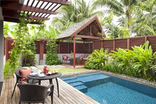 Pool villa Anantara Vacation Club Phuket Thailand