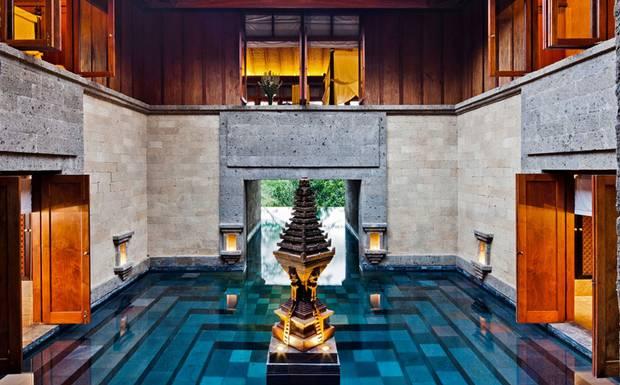Como Shambala Spa Bali, www.BarefootLuxe.net