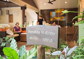 Samahita Koh Samui wellness retreat yoga Thailand Asia, www.barefootluxe.wordpress.com