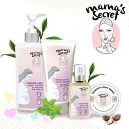 Mama's Secret beauty products by Asia Top Model Sirinya Condy Bishop, www.BarefootLuxe.net