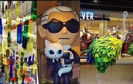Siam Center, Bangkok shopping fashion mall
