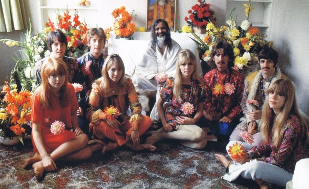 Beatles guru Rishikesh ashram, www.barefootluxe.wordpress.com