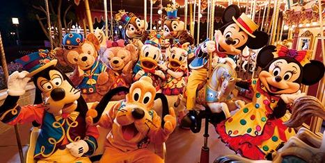 Hong Kong Disneyland, www.barefootluxe.wordpress.com