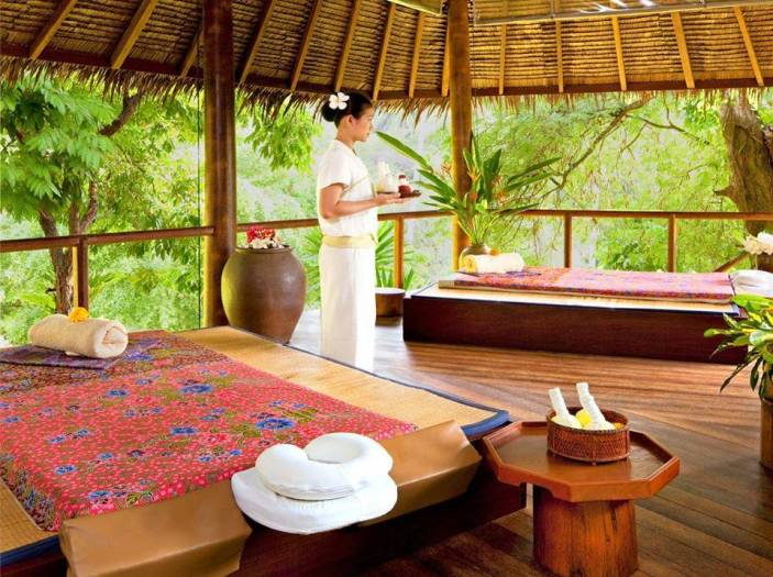 Tamarind Springs Forest Spa Koh Samui Thailand, www.BarefootLuxe.net