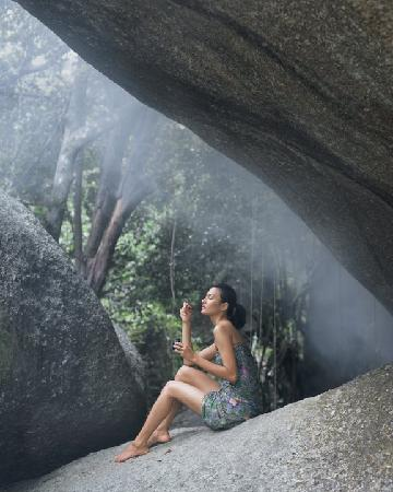 Tamarind Springs Forest Spa Koh Samui Thailand,www.BarefootLuxe.net