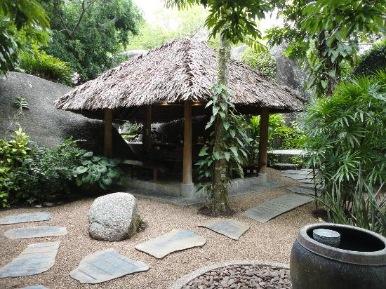Tamarind Springs Forest Spa Koh Samui Thailandwww.BarefootLuxe.net
