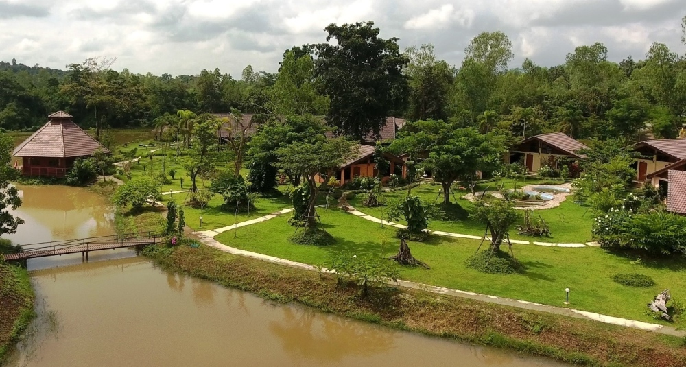 Museflower Retreat & Spa Chiang Rai Thailand, best affordable wellness retreat Thailand, www.BarefootLuxe.net