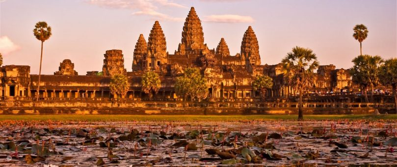 angkor wat, Cambodia luxury travel, www.BarefootLuxe.net