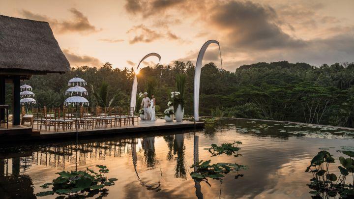 Four Seasons Sayan Bali, best Asia luxury resort spa, www.BarefootLuxe.net