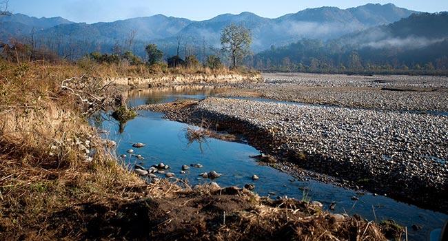 Corbett National Park India, www.BarefootLuxe.net