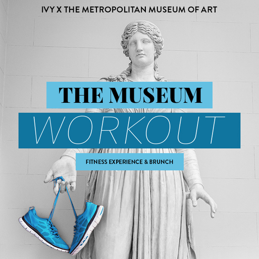 Metropolitan Museum or Art New York, The Museum Workout, www.BarefootLuxe.net