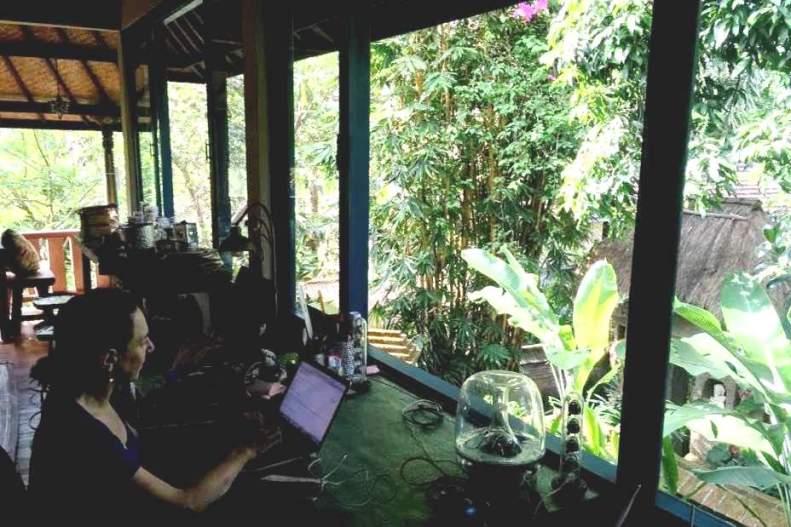 Villa Madu Ubud Bali, www.BarefootLuxe.net