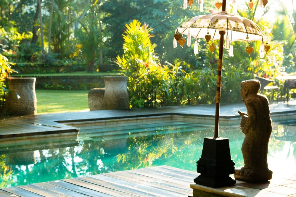 Alassari Plantation Bali, luxury eco resort & spa Bali, www.BarefootLuxe.net