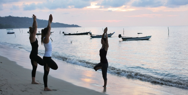 Smaahita Retreat, best yoga center Thailand, www.BarefootLuxe.net