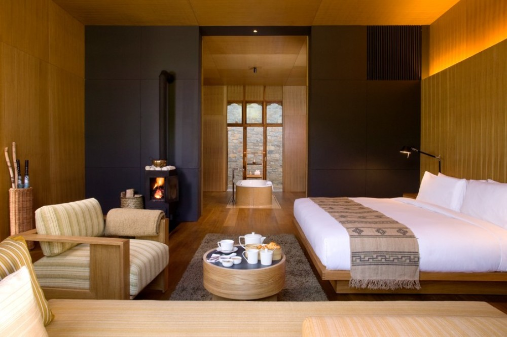 Amankora Bhutan, best luxury resorts Asia, www.BarefootLuxe.net