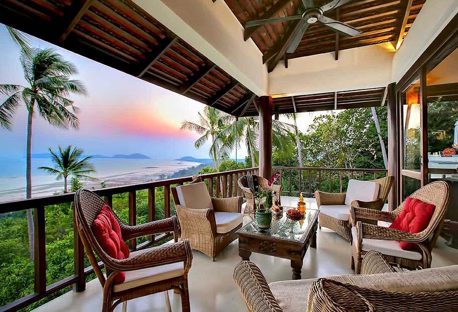 Frederique's Villa, Koh Samui Thailand, www.BarefootLuxe.net
