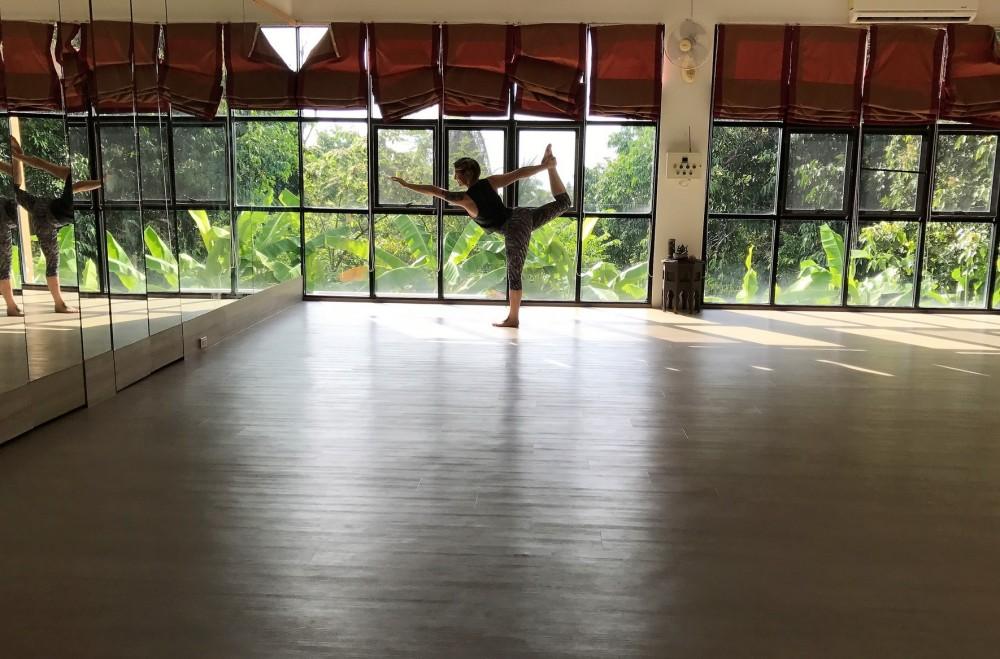 Absolute Sanctuary Koh Samui, best wellness yoga detox fitness retreat Thailand, www.BarefootLuxe.net