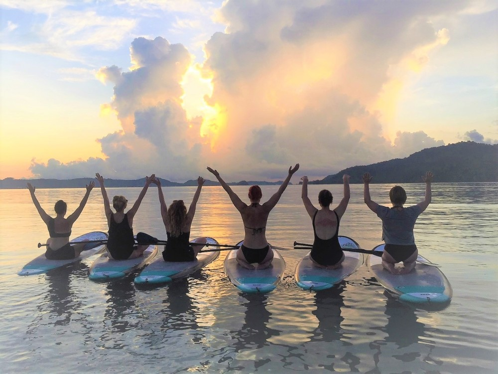 Phuket Cleanse, best detox weight loss fitness holiday Thailand Asia, www.BarefootLuxe.net