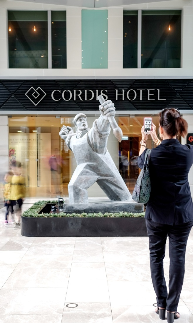 Cordis Hotel Hong Kong, Chami Jotisalikorn, www.barefootluxe.net